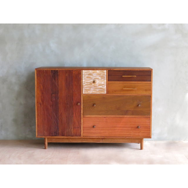Masaya & Company Mixed Hardwood Dresser - Image 2 of 6