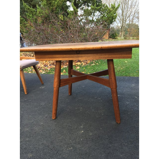 Mid-Century Modern John Keal for Brown Saltzman Table For Sale - Image 3 of 8