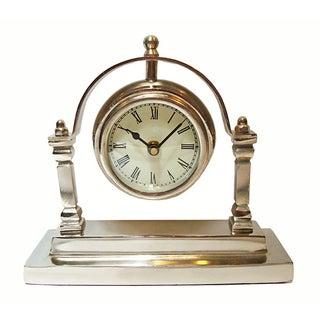 Swivel Mantle Clock