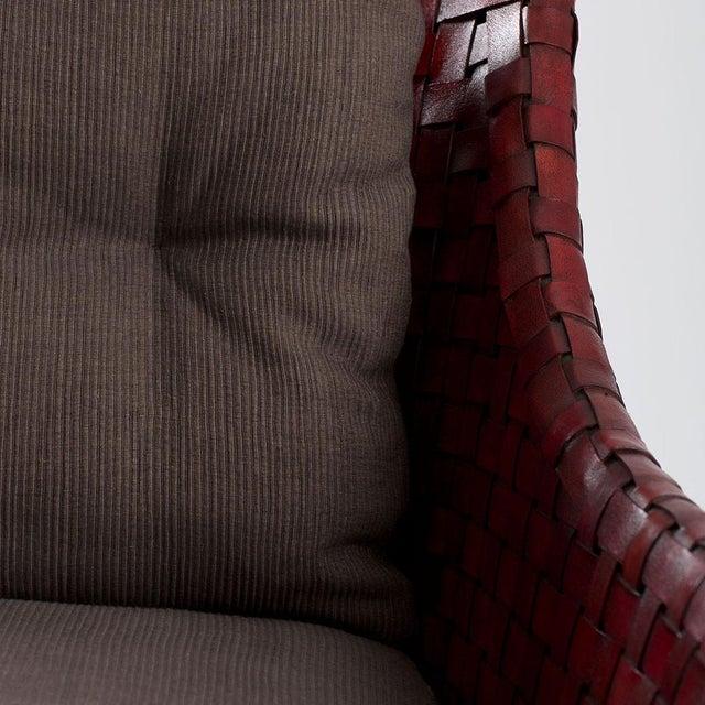 Kriess Safari Lounge Chairs - A Pair - Image 4 of 7