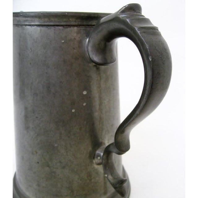 Vintage Sheffield Pewter Pitcher For Sale In Los Angeles - Image 6 of 8