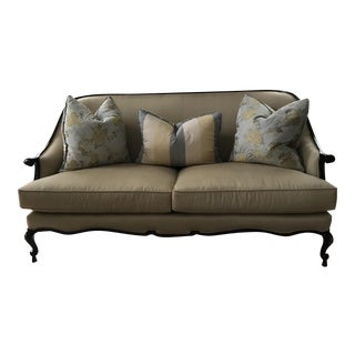 Century Furniture Settee For Sale
