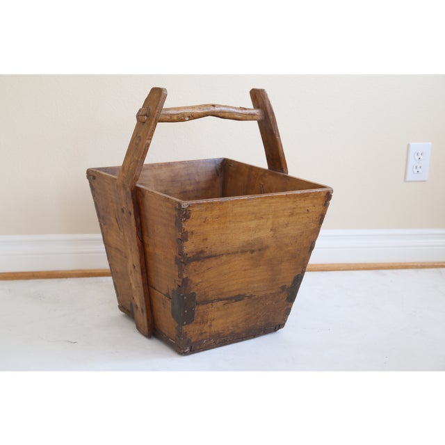 Asian Asian Water Bucket For Sale - Image 3 of 3