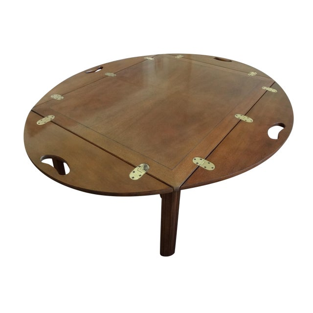 Butler's Coffee Table - Image 1 of 7