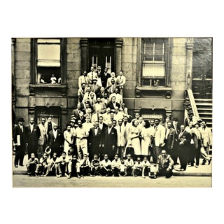 Photograph of Rev. Martin L. King Standing with Artists For Sale