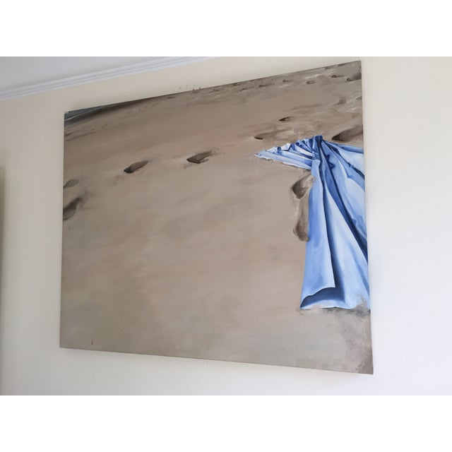 Original Oil Painting on Wood by Eric Zener - Image 3 of 8