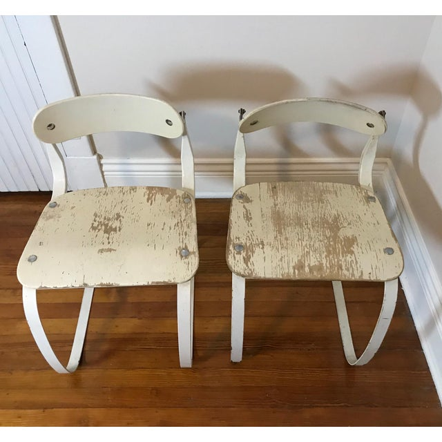 Ironite Health Chairs by Herman Sperlich - A Pair For Sale - Image 5 of 9