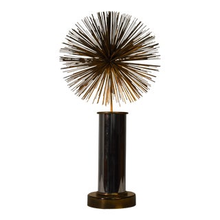 C Jere Urchin/Pom-Pom Table Lamp