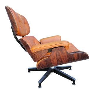 Early Eames 670 Lounge Chair For Sale