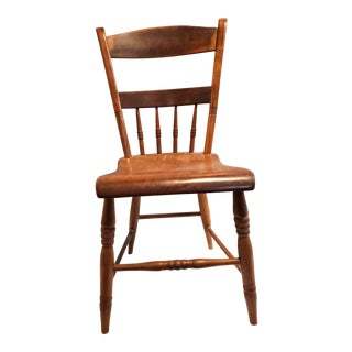 1825 Spindle Back Windsor Chair For Sale