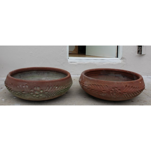 1950s Mexican Planters - Pair - Image 2 of 4