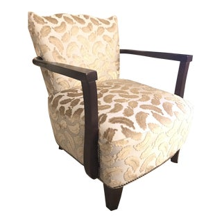 Modern Hickory Chair Company Hollywood Accent Chair For Sale