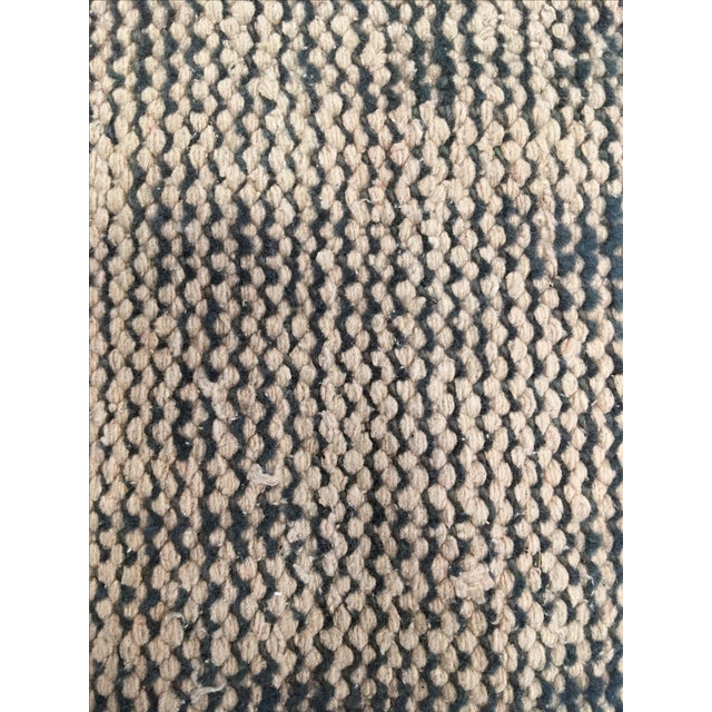 Turkish Oushak Rug - 6′6″ × 9′3″ - Image 9 of 11