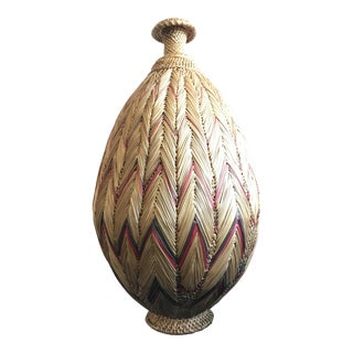 Large Paiute Basket