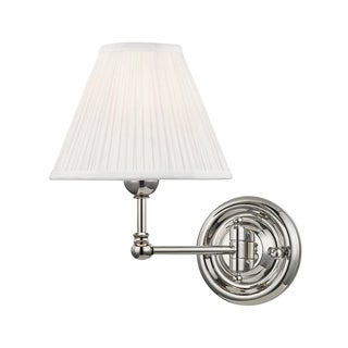 Classic No.1 1 Light Wall Sconce For Sale