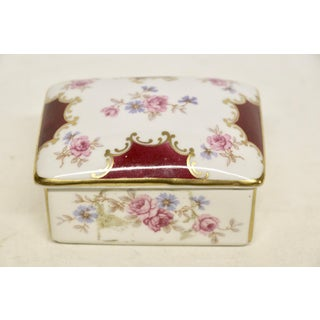 German Porcelain Box Preview