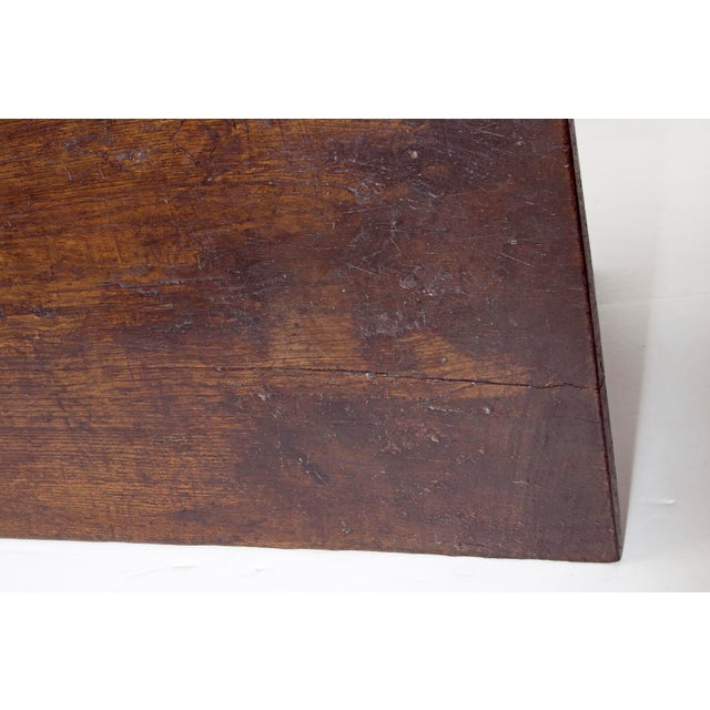 Late 17th Century Spanish Baroque Walnut Center Table For Sale - Image 9 of 13