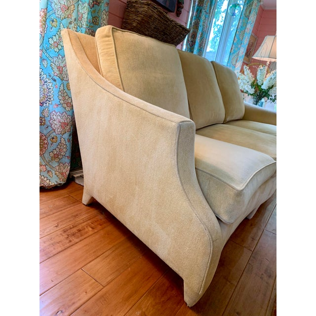 Traditional John Hutton for Donghia Ogee Sofa For Sale - Image 3 of 10