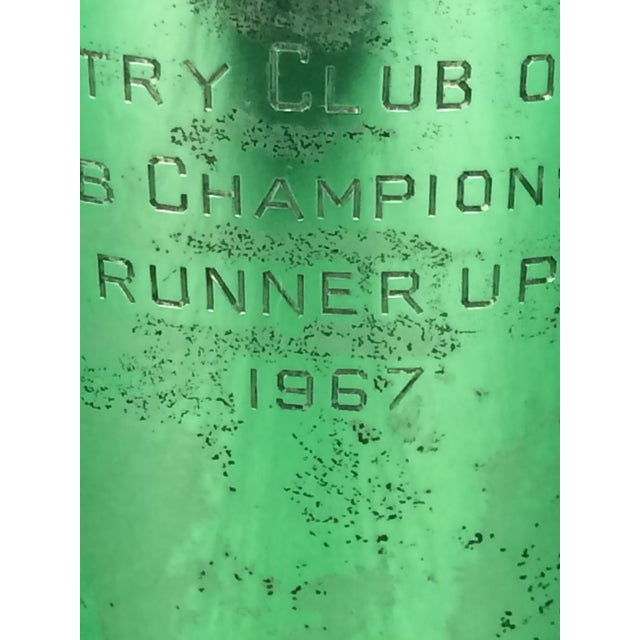 "Newport Sterling ""The Country Club of Florida"" 1967 Julep Cup - Image 4 of 5"