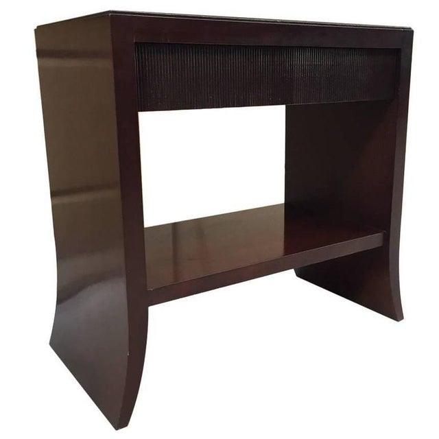 Mid-Century Modern Barbara Barry Console for Baker Furniture Company For Sale - Image 3 of 6