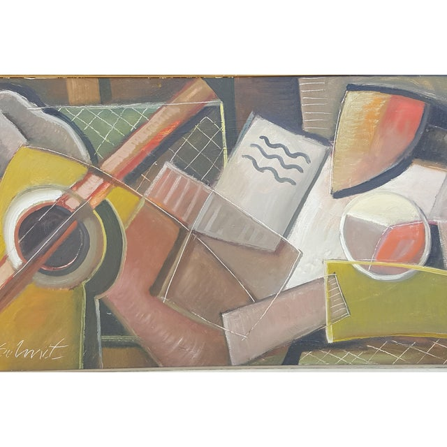 Still Life With Guitar For Sale - Image 10 of 11