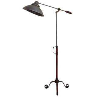National Appliance Corp. Industrial Floor Lamp