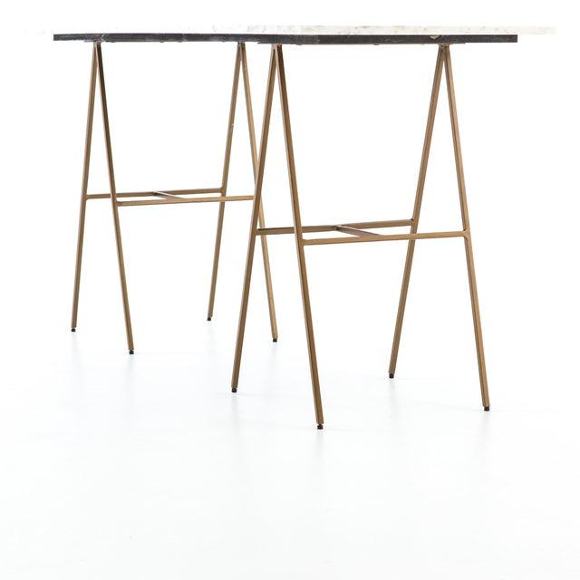 Contemporary Contemporary Erdos + Ko Emory Writing Desk For Sale - Image 3 of 8