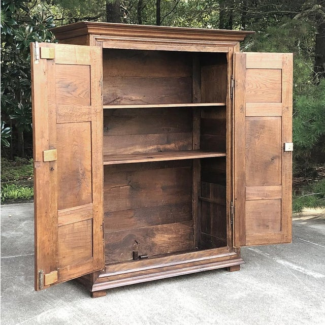 Early 19th Century Country French Armoire For Sale - Image 12 of 13