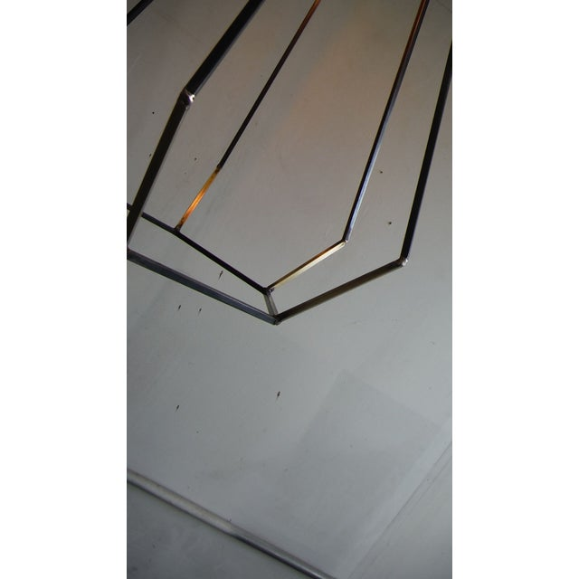 Hand Made Teardrop Ceiling Pendant For Sale In New York - Image 6 of 8