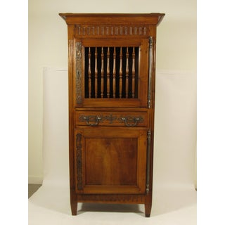 19th Century French Louis XVI Walnut Armoire Preview