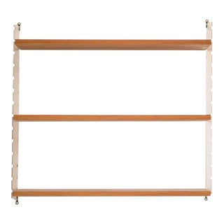 Nisse Strinning Shelving Unit in Plexiglass For Sale