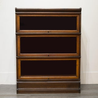 Turn of the Century Macey Furniture/Globe-Wernicke Lawyer's Cabinet C.1905 Preview