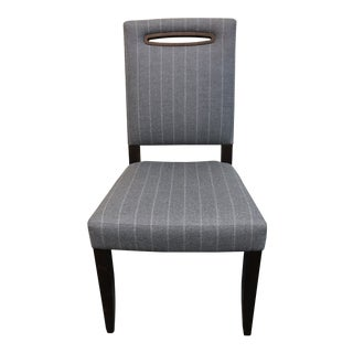 A New Port Side Chair by Brusic Collection For Sale