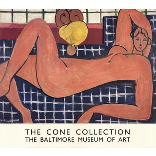Henri Matisse-Large Reclining Nude-1991 Poster