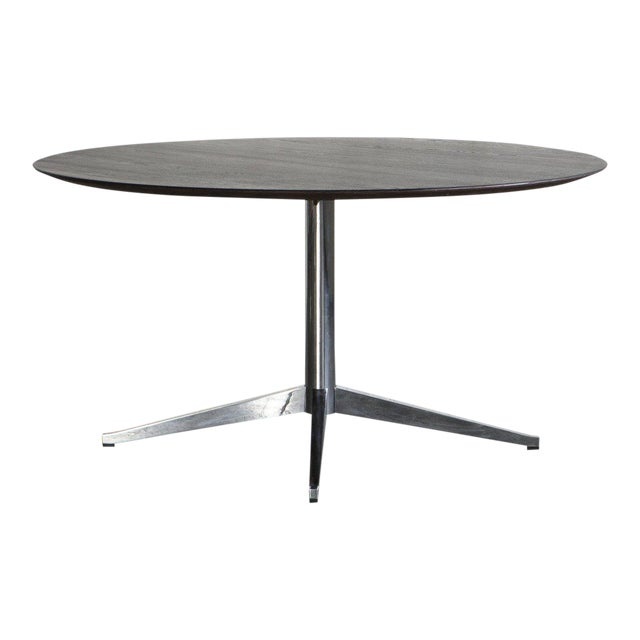 Black Knoll Dining Table For Sale