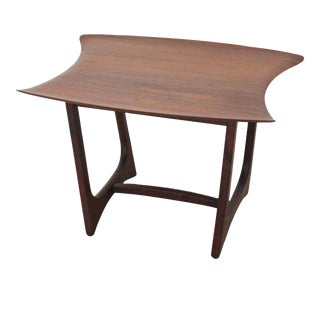 Mid-Century 'Stingray' End Table by Adrian Pearsall for Craft Associates