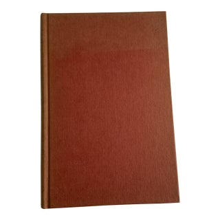 1941 Escoffier's Basic Elements of Fine Cookery Book For Sale