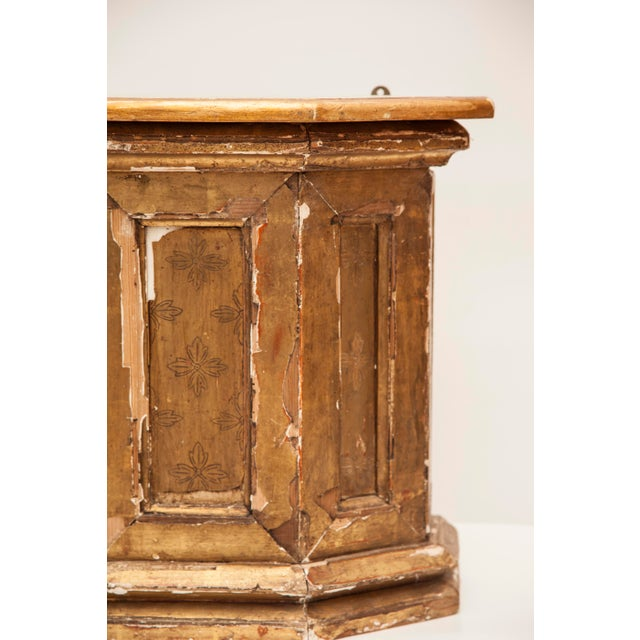 Italian Gilt Wood Brackets - A Pair - Image 3 of 6
