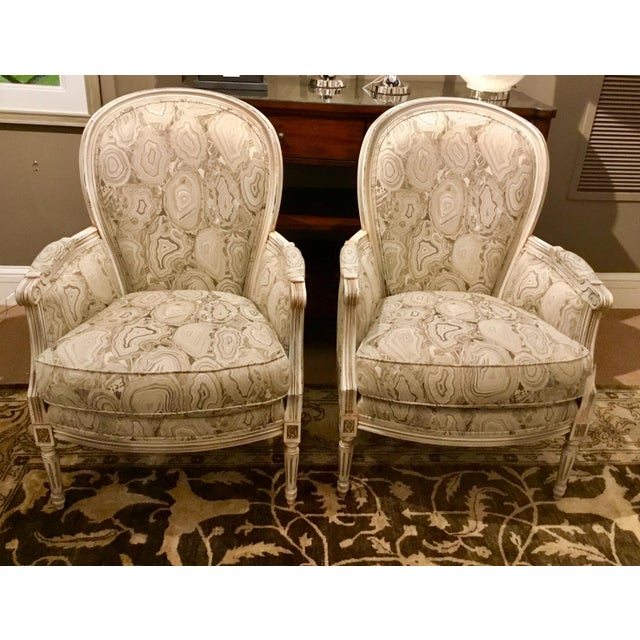 Currey & Co. Dubarry Chairs - A Pair - Image 8 of 8