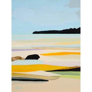 "Art Print, ""Endless Summer"" by Angela Seear, Small 9"" X 12"" For Sale"