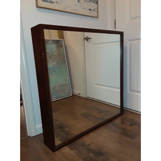 I am a set-props stylist and I have this extra Mid Century Modern wood frame mirror. You can purchase the mirror alone or...