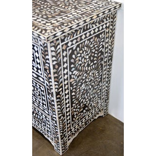 Ebony & Mother of Pearl Dresser Preview