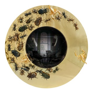 Convex Metamorphosis Mirror From Covet Paris For Sale