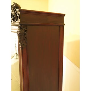 Rj Horner Victorian Carved Mahogany 2 Door Bookcase Preview