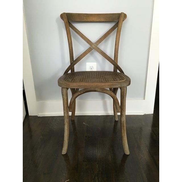 Restoration Hardware Madeleine Side Chair For Sale - Image 10 of 10