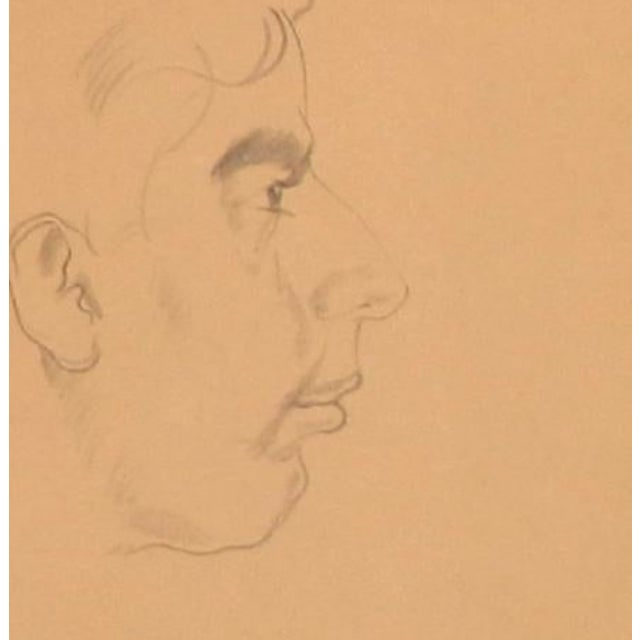 From the estate of the artist Paul Travis (Ohio, 1891-1975). Travis attended the Cleveland Institute of Art where he...