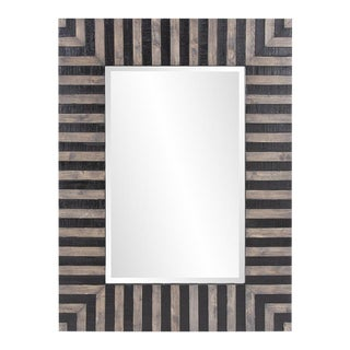 Kenneth Ludwig Chicago Winchester Rectangle Mirror For Sale