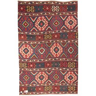 Antique Shahsavan Kilim For Sale