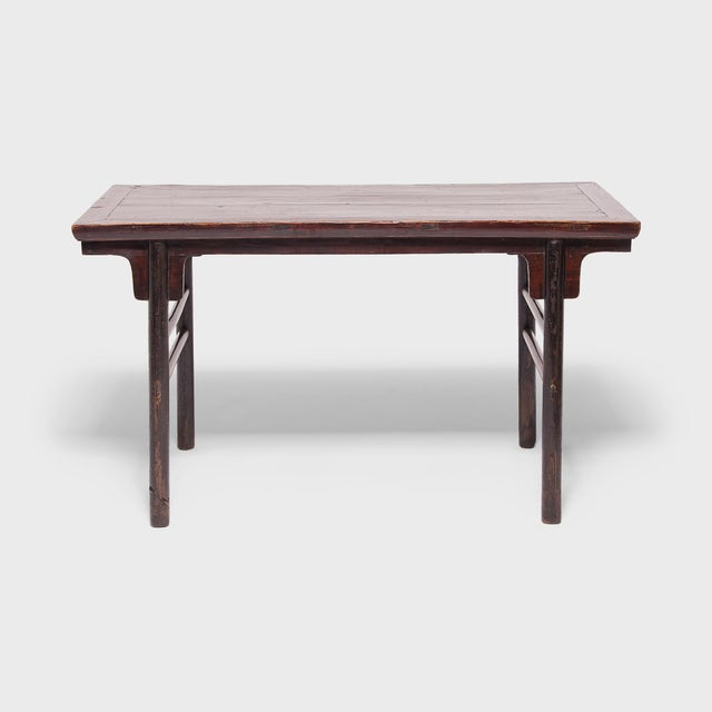 This calligraphy table, like all the highest quality pieces of Chinese furniture, follows the timeless principles of...