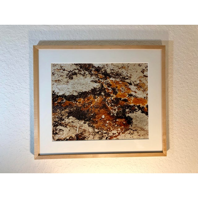 1980s Vintage Original Abstract Photograph by Willy Skigen For Sale - Image 13 of 13